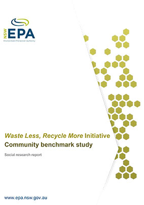 EPA NSW Community Benchmark Study - Summary