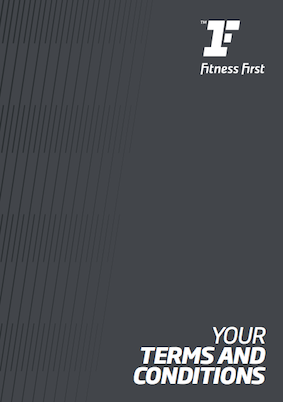 Fitness First – Terms and Conditions