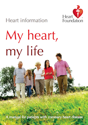 Heart Foundation – Heart information – My heart, my life