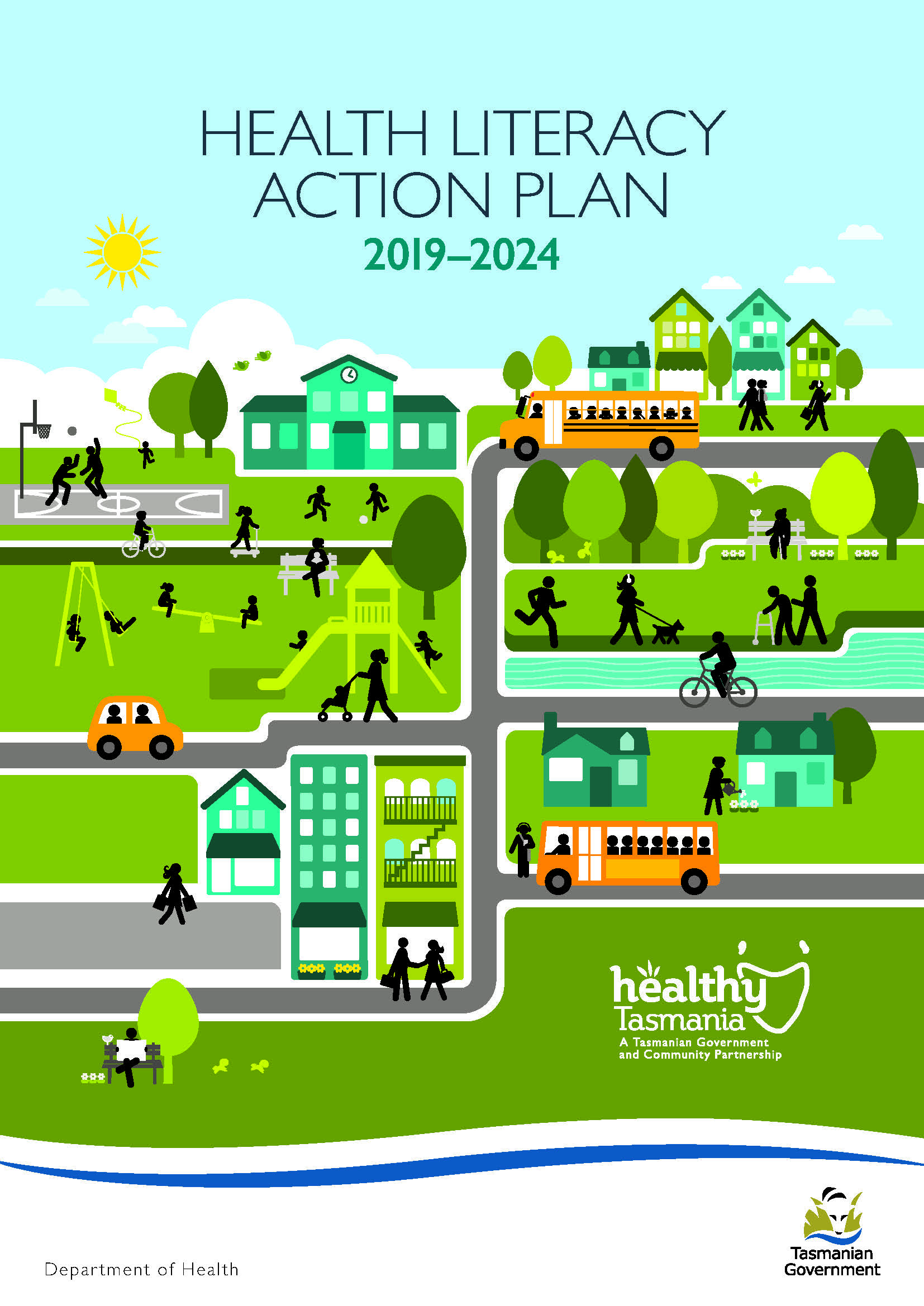 Tasmania Department of Health - Health literacy action plan